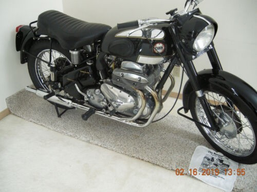 1958 Other Makes Ariel Square 4 black andc hrome craigslist